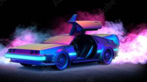 Buy New DeLorean