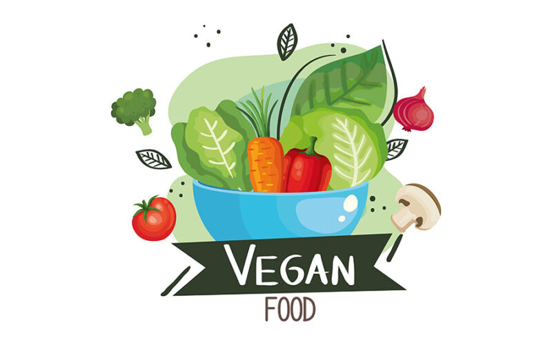What does being vegan mean
